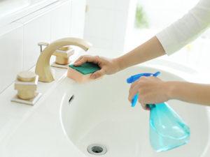 洗面所ハウスクリーニング